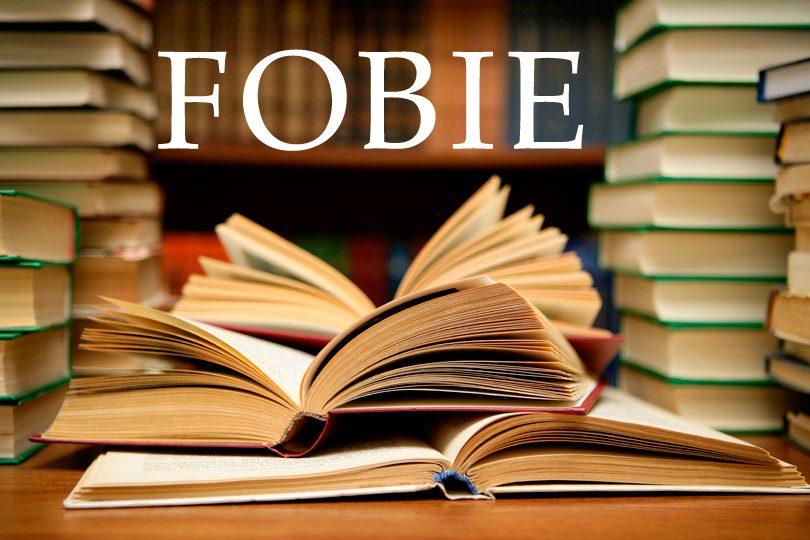 Bibliografia fobie